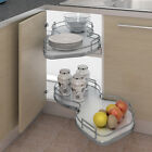 Nuvola Corner pull-out shelving unit, for cabinet width 800 or 1000 mm
