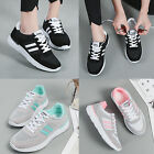 Women's New Mesh Breathable Sneakers Running Jogging Gym Sports Athletic Shoes