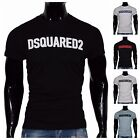 Dsquared2 Men's Slim Fit *5 COLORS*  Short Sleeve T-Shirt Jeans Made in Italy