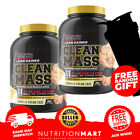 2 x 6lb Max's Clean Mass - Supersize Maxs Lean Protein Muscle Gainer 12lb