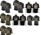 Chicago Bears Jersey Men's Salute to Service Camo ........PAYTON, DITKA