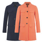 Ex Next - Women's Lightweight Jacket Ladies Single Breasted Spring/Summer Coat