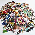 500pcs Cartoon Car Sticker Decal Laptop Skateboard Stickers Bomb Doodle Graffiti