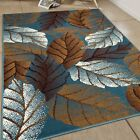AllStar Rugs Hand-Woven Light Blue Area Rug