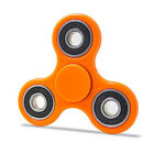 Orange Hand Spinner Fidget Durable Helps Focusing Toy EDC ADHD Finger Spinner