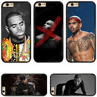 Famous Singer Rapper Plastic Hard Phone Case Cover For iPhone / Touch / Samsung