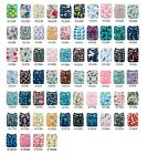 ALVA Baby Reusable Cloth Diapers One Size Washable Cloth Pocket Nappies Insert