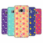 HEAD CASE DESIGNS STARS PATTERNS SOFT GEL CASE FOR SAMSUNG GALAXY S8