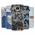 HEAD CASE DESIGNS JEANS AND LACES SOFT GEL CASE FOR MOTO Z PLAY / Z PLAY DROID