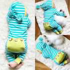 usa-newborn-baby-boys-girls-romper-bodysuit-jumpsuit-outfits-striped-clothes-b