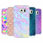 HEAD CASE DESIGNS MERMAID SCALES SOFT GEL CASE FOR SAMSUNG PHONES 1