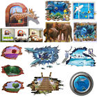 3d Vivid Diy Removable Art Vinyl Quote Wall Sticker Decal Mural Home Room Decor