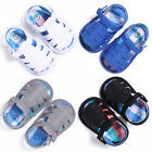 US Stock Summer Infant Toddler Baby Boy Soft Sole Hollow Shoes Sandals 0-18M