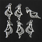 Free shipping 10/30/100Pcs Tibetan Silver Kokopelli Charms Pendants 31*13mm