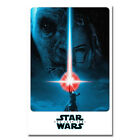 Star Wars Episode VIII The Last Jedi 2017 Movie Art Silk Poster 13x20 inch J008 $4.89 USD