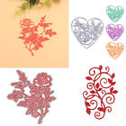 USA Metal Cutting Dies Stencil Diy Scrapbooking Album Paper Card Embossing Craft