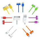 1M Sync USB Data Cable For iPhone 4 4S  3GS iPad 3 2  iPod Touch UK Stock