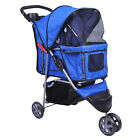 MDOG2 3-Wheel Front & Rear Entry Pet Stroller