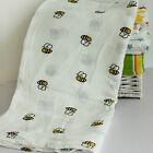 Nursery Infant Baby Swaddling Blanket Newborn Infant Cotton Swaddle Towel Soft