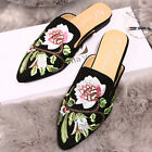 New Fashion Women Lady Casual Floral Shoes Hollow Out Summer Sandals Slippers