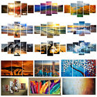 Unframed Art Flower Modern Pictures Wall Oil Painting Canvas Print Home Decor