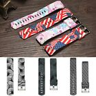 Fashion Watch Strap Colorful Sports Silicone Bracelet Band for Fitbit Charge 2 T