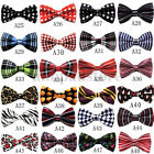 Classic Novelty Mens Adjustable Tuxedo Bowtie Wedding Party Bow Tie Necktie