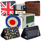 Retro Wallet for Him or Her. Novelty Funky Cool Gift Idea Man Woman Ladies Dad
