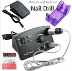 Pro 16000-30000RPM Pro Electric Nail Drill File Bit Manicure Kit Pro Salon