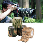 4.5m Self-Adhesive Outdoor Camoflage Camo Bandage Tape for Hunting Camping TOP