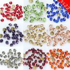 144/1440p ss22 Czech Crystal faceted glass Rhinestones Pointed Back jewels beads