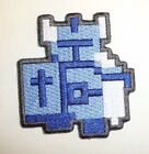 The Legend of Zelda Pixel Iron On Patches 8Bit Nintendo OFFICIALLY LICENSED Link