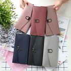 Fashion Lady leather Clutch Bag PU Long Wallet Women Card Holder Purse Handbag