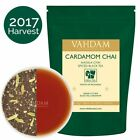 Cardamom Chai Spiced Black Tea, Premium Assam CTC Blended Direct From India