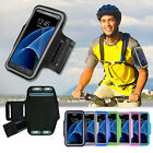 Gym Running Jogging Armband Case Cover Pouch For Samsung Galaxy S8/S7/S6/Edge/+