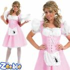 Adult Book Week Costume Bo Peep Miss Muffet Goldilocks Outfit