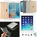 Clear Soft Silicon Transparent TPU Slim Back Case Cover for iPad Air 234 Mini 4