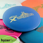 Discraft X UNDERTAKER  *pick your weight & color* Hyzer Farm disc golf driver