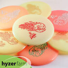 "Discraft BIG Z MINI COMET 6"" DISC *pick color & stamp* Hyzer Farm disc golf"