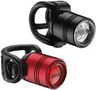 Lezyne Femto Drive LED Bike / Cycle Light - CNC