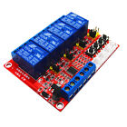 MagiDeal 4-Channel Relay Module For Arduino PIC AVR DSP ARM 3/5/12/24V