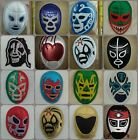 Mexican wrestlers Lucha Libre PATCH 3.5 in Santo Blue Demon More than 60 models