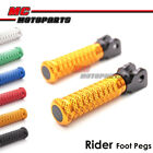 MC POLE CNC Front Foot Pegs For Suzuki GSX-R 600/ 750 2006-2017 09 10 11 12 13