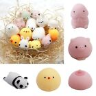 Cute Soft Animal Squeeze Stretch Compress Squishy Slow Rising Stress Relief Toy