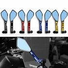 2x 8mm 10mm Aluminum Motorcycle Rearview Side Mirrors for Rizoma TOMOK Yamaha US