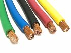 Внешний вид - 4 AWG Gauge AWG Welding Lead & Car Battery Cable Copper Wire MADE IN USA