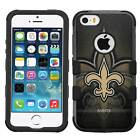 New Orleans Saints # Hybrid Armor Case for iPhone SE/6S/7/Plus/Galaxy S7/S8/Plus