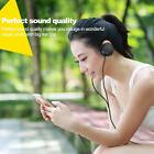 3.5mm Headphones Ergonomic Perfect Music Sound Quality for Mobile Device PC L9V6