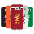 OFFICIAL LIVERPOOL FOOTBALL CLUB KIT 2017/18 SOFT GEL CASE FOR SAMSUNG PHONES 1