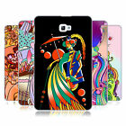 OFFICIAL HOWIE GREEN LADIES ABSTRACT HARD BACK CASE FOR SAMSUNG TABLETS 1